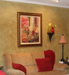 Interior Faux Painting Orlando